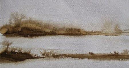 jane minter's sketchbook: ink sketch