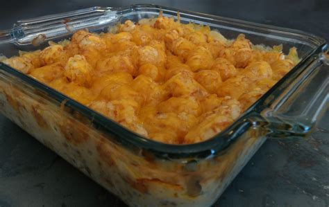 ultimate tater tot casserole recipe so good blog