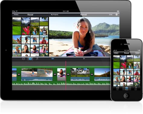 tutorial imovie ipod touch imovie for ipad price and review of features before