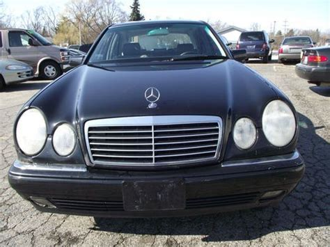 books on how cars work 1999 mercedes benz s class security system purchase used 1999 mercedes benz e430 runs well books some rust no reserve in round lake