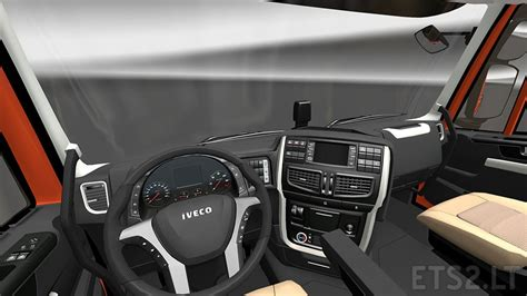 Interior Exterior by Iveco Stralis Hi Way Interior Exterior Rework V 1 1 Ets