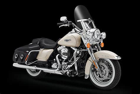 Motorrad Tank Zweifarbig Lackieren by Harley Davidson Touring Road King Classic Modell 2014