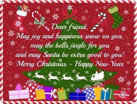 merry christmas dear friend pictures   images  facebook tumblr pinterest