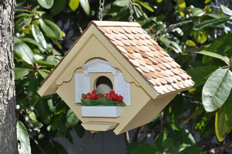 house wren bird home bazaar little wren bird house yellow