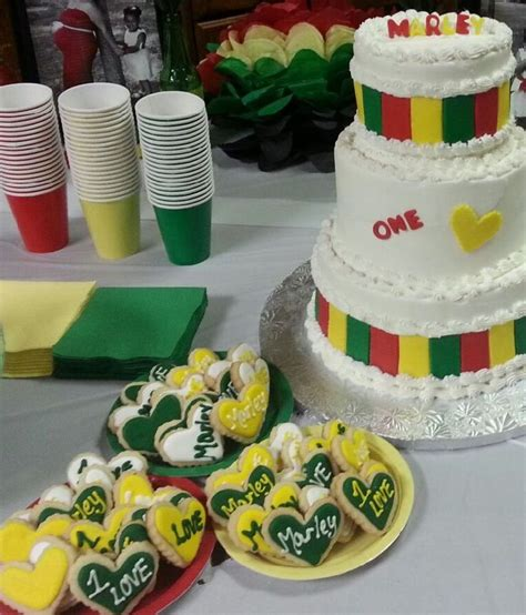 jamaican themed party food bob marley bedding rasta rasta party marley s baby shower rasta party pinterest