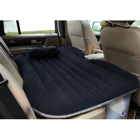 portable car sex bed air mattress rest pillow inflatable