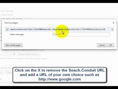 How To Remove Yourself From Search Websites How To Remove Search Conduit From Chrome And Other Browsers How To Save