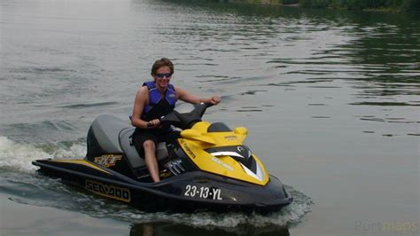 motorboot jetski boot zum verkauf motorboot seadoo rxt 215 jetski