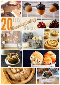 thanksgiving ideas 2014 great ideas 20 diy thanksgiving ideas part two