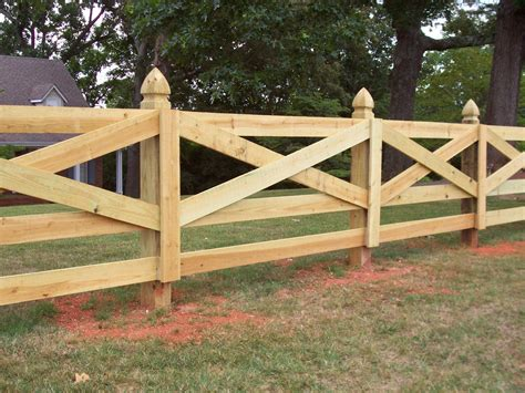 wood and wire fence designs 187 fencing