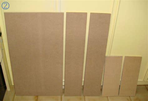 tavole mdf costruire un cassettone portaoggetti