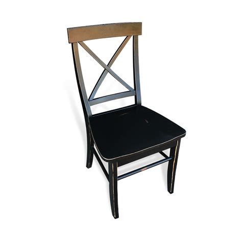 Chair X by Single X Back Chair C 613b