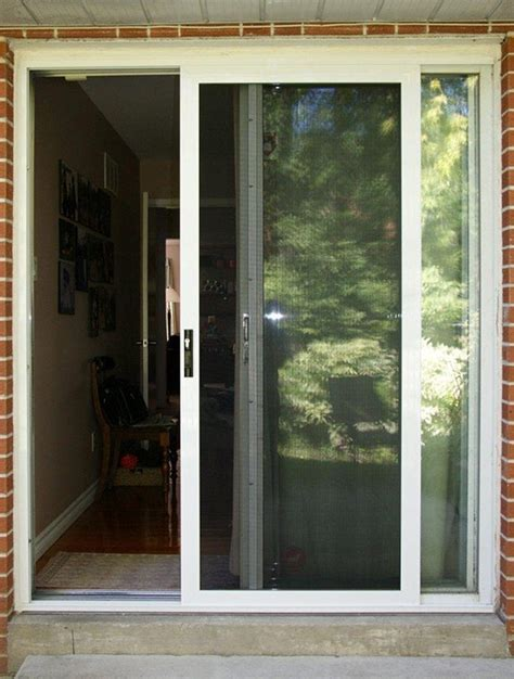 Patio Screen Door Installation by Security Screen Doors Security Screen Doors For Patio Doors