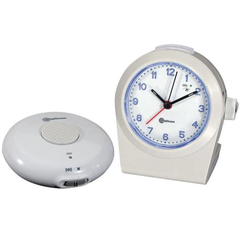 licom alarm clock ring signaler with alarm clocks hearmore