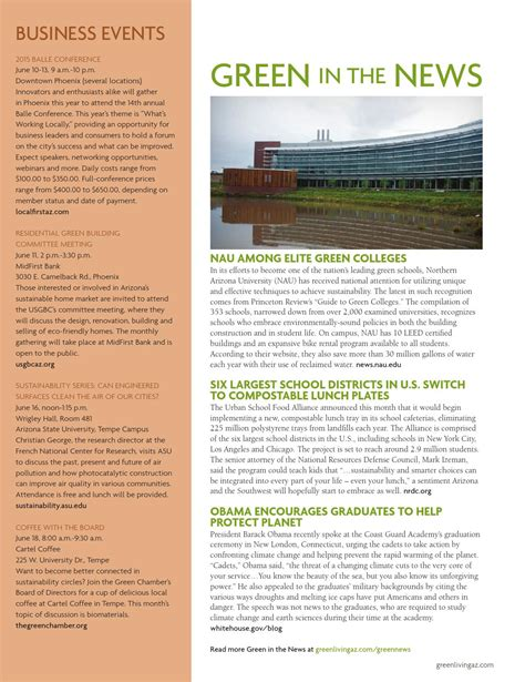 green living june 2015 by green living az magazine issuu