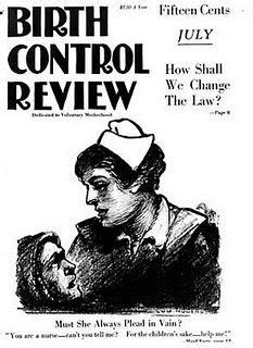 birth control review wikipedia