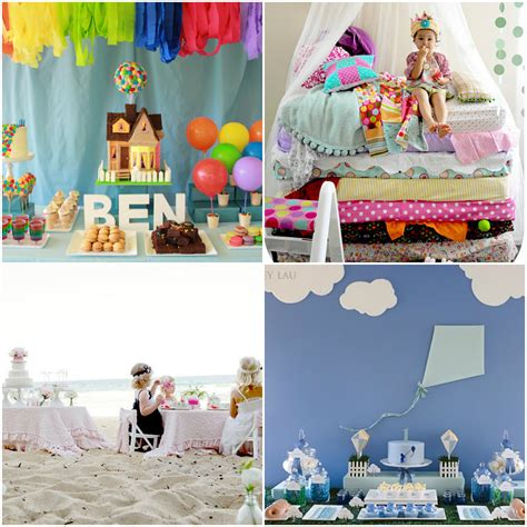 25 party ideas for kids celebration ideas for kids 25 unique kids birthday themes
