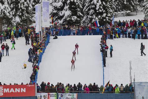 Calendrier Biathlon Le Calendrier De La Coupe Du Monde De Biathlon 2017 Ski
