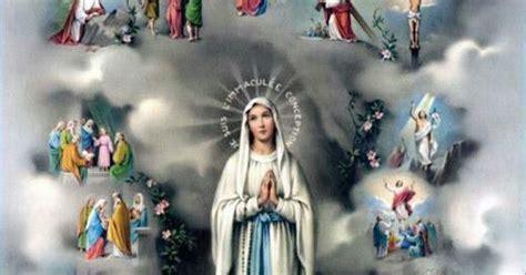 Misteri Kitab Mulia rosario sebuah doa yang mengingatkan relung relung jejak