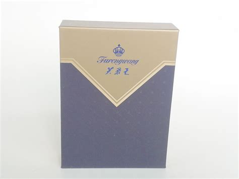 Luxury Gift Card Boxes - spot uv printed gift packaging box for promotion luxury magnetic card board cigar