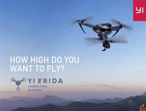 Drone Xiaomi Yi xiaomi yi erida drone balap portable dengan bodi carbon