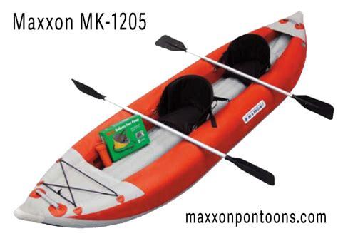 maxxon inflatable pontoons maxxon mk 1205 inflatable kayak maxxon pontoons dealer