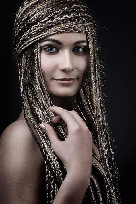 Pictures Of Exotic Braids | exotic portrait photos