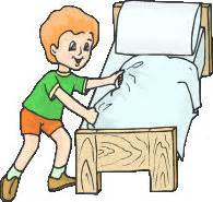 make your bed how to draw making the bed