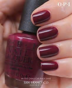 maroon nail color 17 best ideas about maroon nail on nail