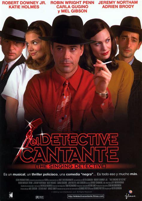 El Cantante Gets A New Poster by Cartel De El Detective Cantante Poster 1 Sensacine