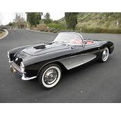 1957 CHEVROLET CORVETTE CONVERTIBLE  132742