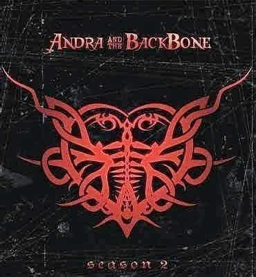 Cd Original Andra And The Backbone Season 2 andra and the backbone season 2 2008