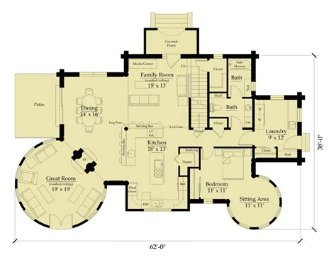 popular floor plans best floor plans lake front plan 3126 square feet 3