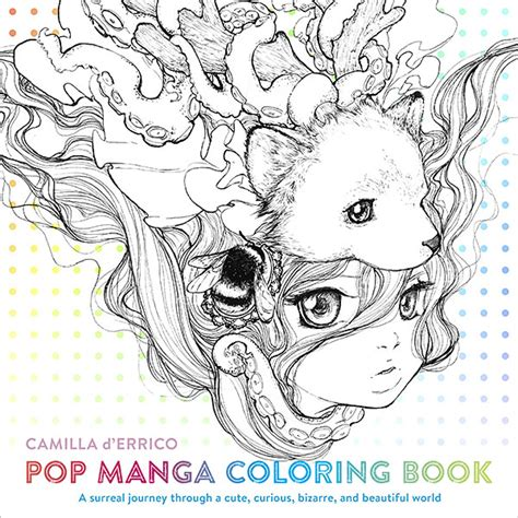 anime coloring books for sale pop coloring book thinkgeek