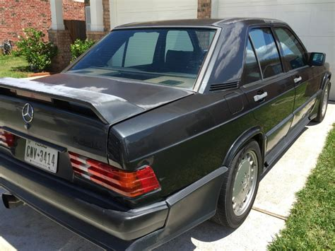 how does cars work 1987 mercedes benz w201 transmission control 1987 mercedes benz 190e 2 3 16v sedan 2 3l cosworth w201 for sale