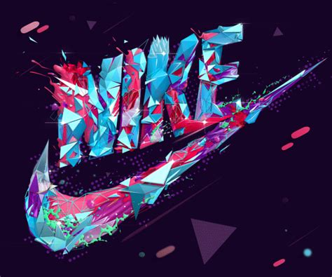 imagenes nike com nike on behance