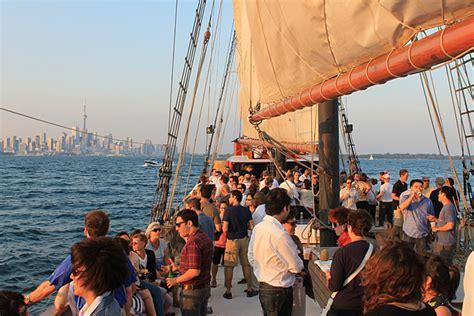 dinner on a boat toronto great lakes schooner toronto cruises toronto dinner html