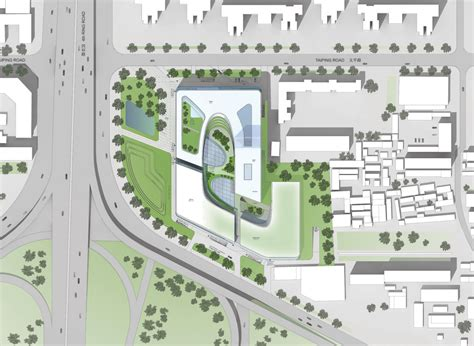 site plan design gallery of south west hotel competition proposal henn architects 1