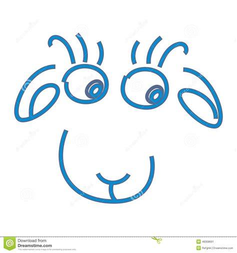 new year goat illustration new year goat 2015 stock illustration image 48308691