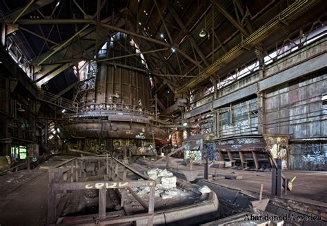 abandoned places in usa carrie furnaces photography workshop abandoned america