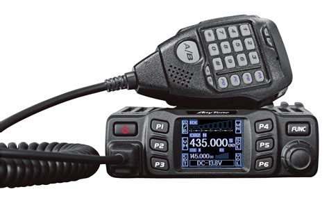 best mobile cb radio anytone at778uv dual band transceiver mobile radio vhf uhf