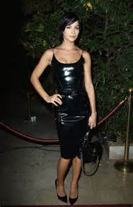 15 cool and stylish leather dresses for 2014 pretty designs