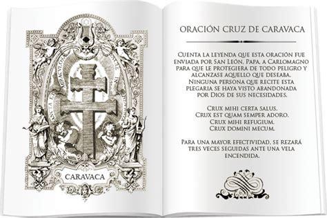 la oracion de santa cruz conjunto vera cruz de caravaca el rinc 243 n de salem