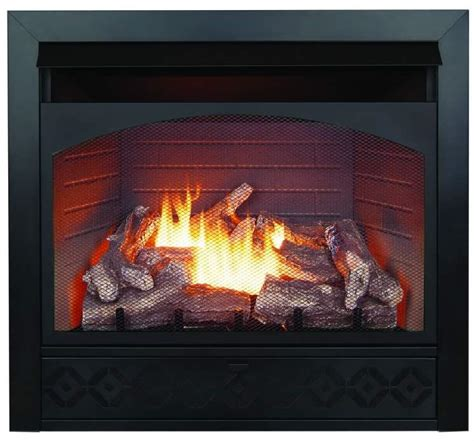 procom gas fireplaces procom vent free fireplace system s gas