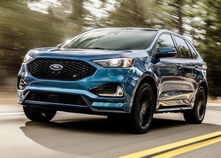 ford edge 2019: precios, versiones y equipamiento en méxico