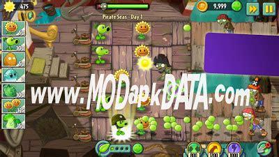 download game pvz2 mod apk data plants vs zombies 2 mod apk data files fans apk