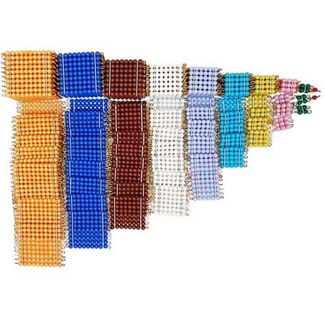 bead material montessori complete bead material without cabinet