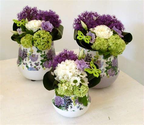 vasi per composizioni floreali composizioni fiori finti composizioni di fiori creare