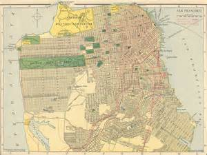 san francisco library map the usgenweb archives digital map library hammonds 1910 atlas