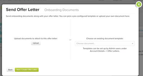 Offer Letters Process Applicant Tracking Simplify Automate Processes Hiringthing